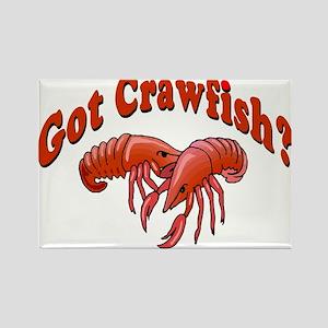 Got Crawfish Rectangle Magnet