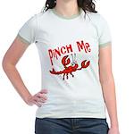Pinch Me Jr. Ringer T-Shirt