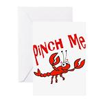 Pinch Me Greeting Cards (Pk of 20)