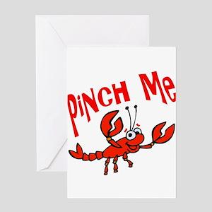 Pinch Me Greeting Card