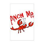 Pinch Me Mini Poster Print