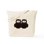 Unsure Owls Tote Bag