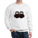 Unsure Owls Sweatshirt