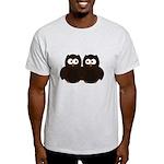Unsure Owls Light T-Shirt