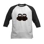 Unsure Owls Kids Baseball Jersey