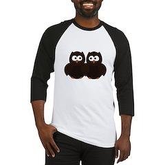 Unsure Owls Baseball Jersey