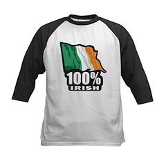 100% IRISH Kids Baseball Jersey