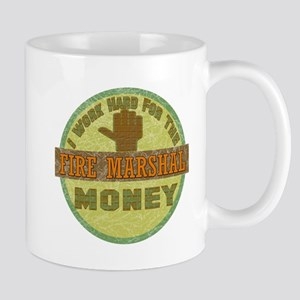 Fire Marshal Mug