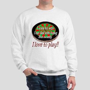 Dart Board Sweatshirt