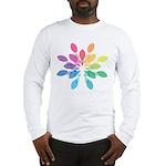 Lights Design Long Sleeve T-Shirt