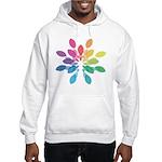 Lights Design Hooded Sweatshirt
