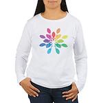 Lights Design Women's Long Sleeve T-Shirt