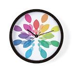 Lights Design Wall Clock