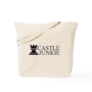 Castle Junkie Tote Bag