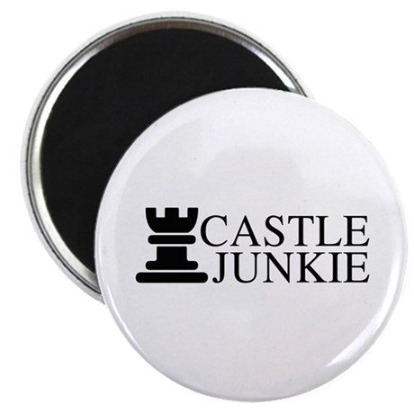 Castle Junkie Magnet