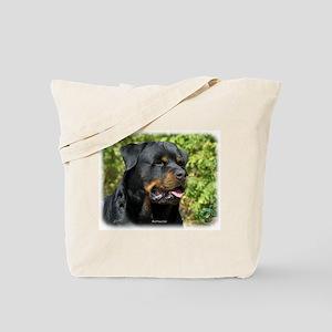 Rottweiler 9R047D-052 Tote Bag