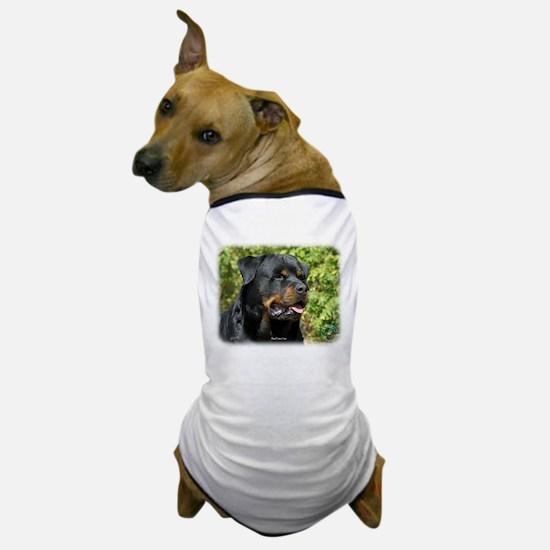 Rottweiler 9R047D-052 Dog T-Shirt