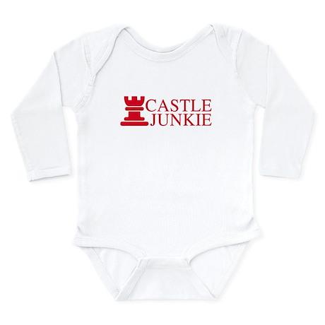 Castle Junkie Long Sleeve Infant Bodysuit