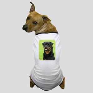 Rottweiler 9W025D-028 Dog T-Shirt