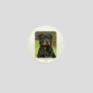 Rottweiler 9W044D-073 Mini Button
