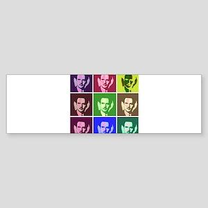 McLuhan Sticker (Bumper)