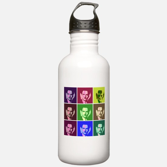 McLuhan Water Bottle
