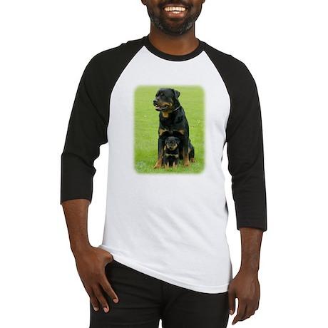 Rottweiler 9W025D-094 Baseball Jersey