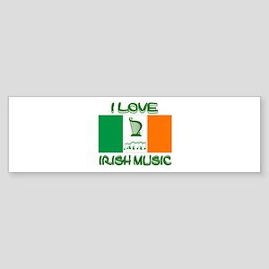 SING ALONG Sticker (Bumper) Sticker (Bumper)