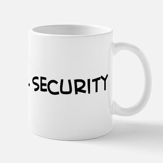 I Love Social Security Mug