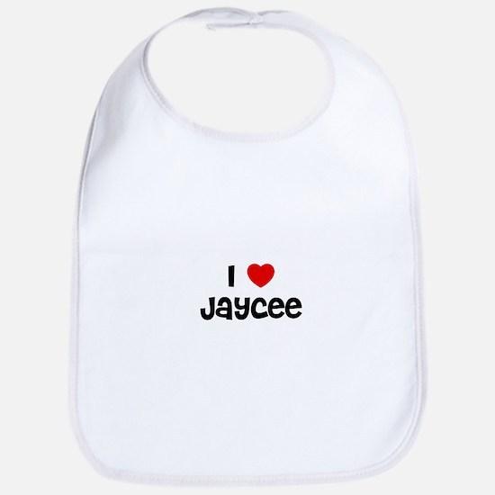 I * Jaycee Bib