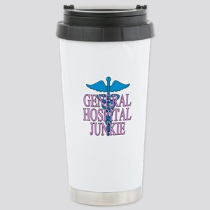 General Hospital Junkie Stainless Steel Travel Mug