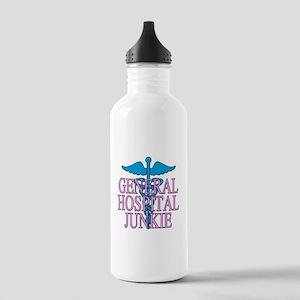 General Hospital Junkie Stainless Water Bottle 1.0