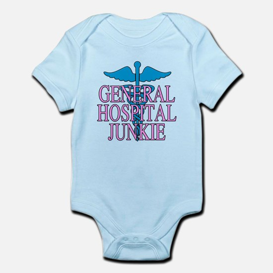 General Hospital Junkie Infant Bodysuit