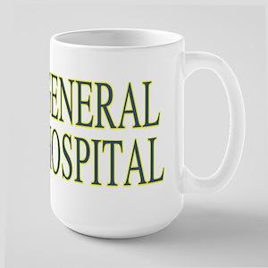 General Hosptial Large Mug