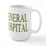 Generalhospitaltv Large Mugs (15 oz)