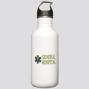 General Hosptial Stainless Water Bottle 1.0L