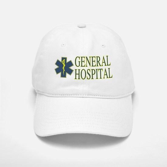 General Hosptial Baseball Baseball Cap
