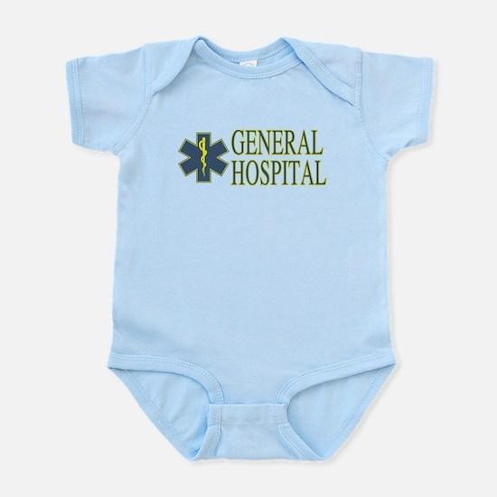 General Hosptial Infant Bodysuit