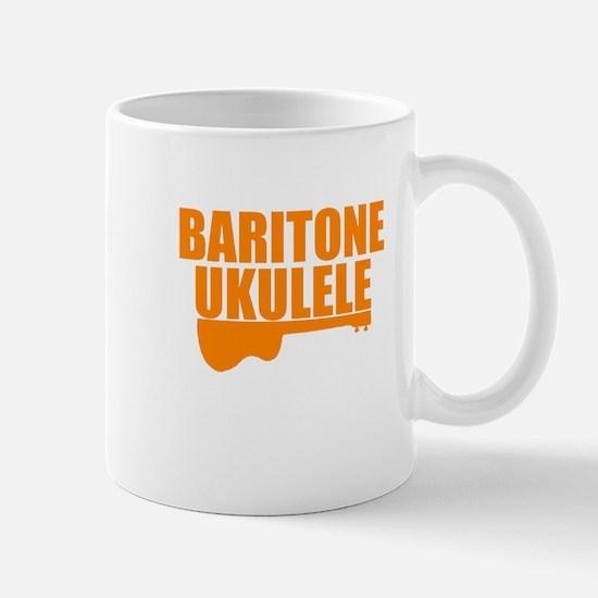 baritone ukulele Mug