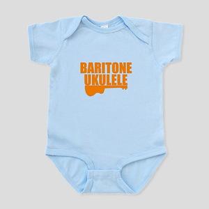 baritone ukulele Infant Bodysuit