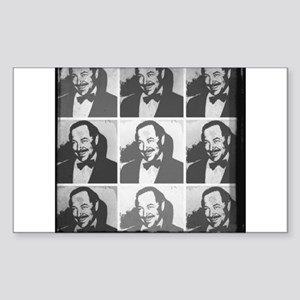 Tennessee Williams Sticker (Rectangle)