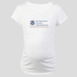 TSA Hands-On Maternity T-Shirt