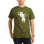 Bull Organic Men's T-Shirt (dark)