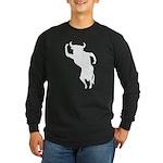 Bull Long Sleeve Dark T-Shirt