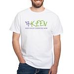 KEEN White T-Shirt