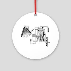 Gil Warzecha - Ornament (Round)