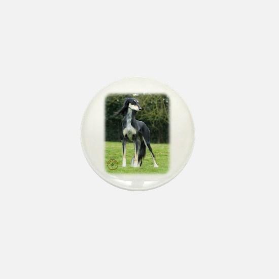 Saluki 8R012D-14 Mini Button
