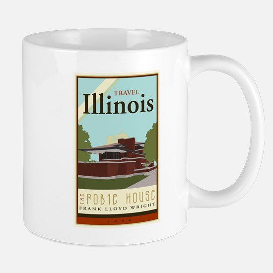 Travel Illinois Mug