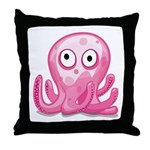 octo Throw Pillow