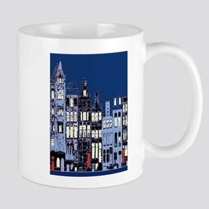 Amsterdam at Night Mug